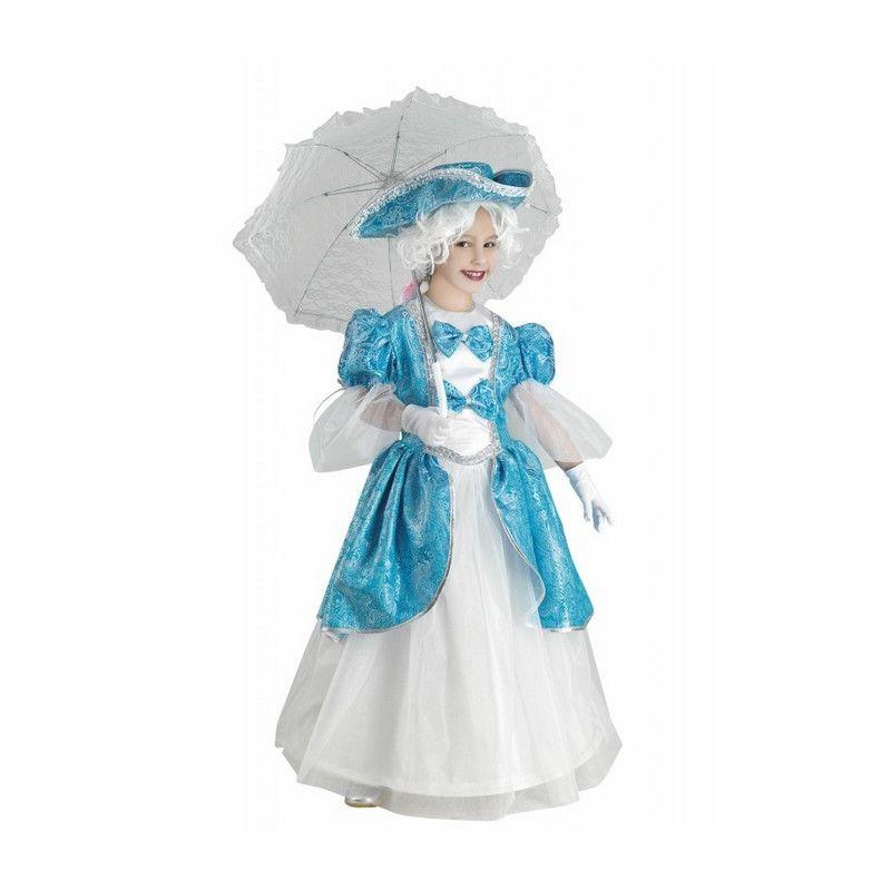Déguisement Reine Marie-Antoinette fille Déguisements 136-