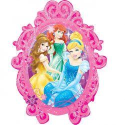 Ballon géant aluminium miroir Princesse Disney™ Déco festive 2714901