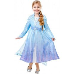 Déguisement classique Elsa Frozen 2™ fille Déguisements I-300284-