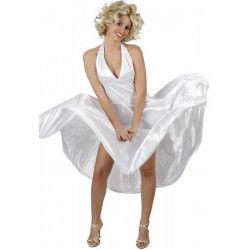 Déguisement blonde super sexy Marilyn femme taille S Déguisements 61727