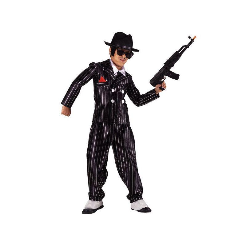 Déguisement gangster Don Vito garçon 10 ans Déguisements 92910