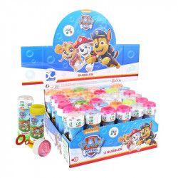 Lot 36 bulles de savon Pat Patrouille 60 ml Jouets et articles kermesse 450405