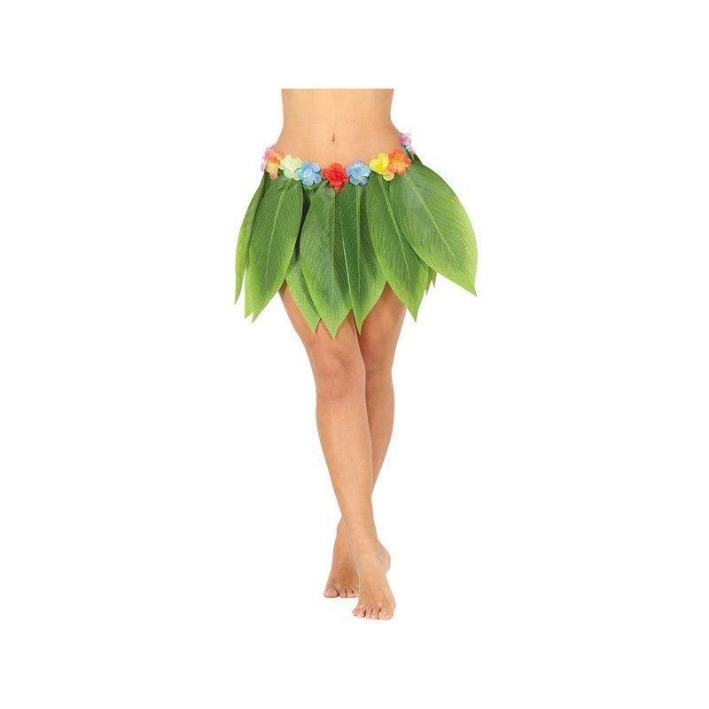 Jupe hawaïenne feuilles bananier Accessoires de fête 17570