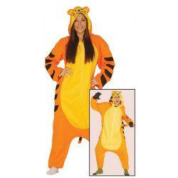 Déguisement kigurumi tigre femme Déguisements 84346-