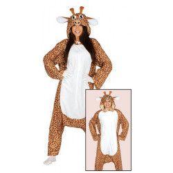 Déguisement kigurumi girafe femme Déguisements 84526-