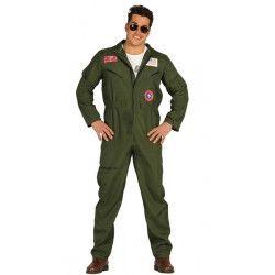 Déguisement pilote de chasse homme taille M Déguisements 84874