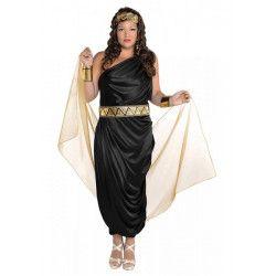 Déguisement noir Reine du Nil femme XXL Déguisements 847022