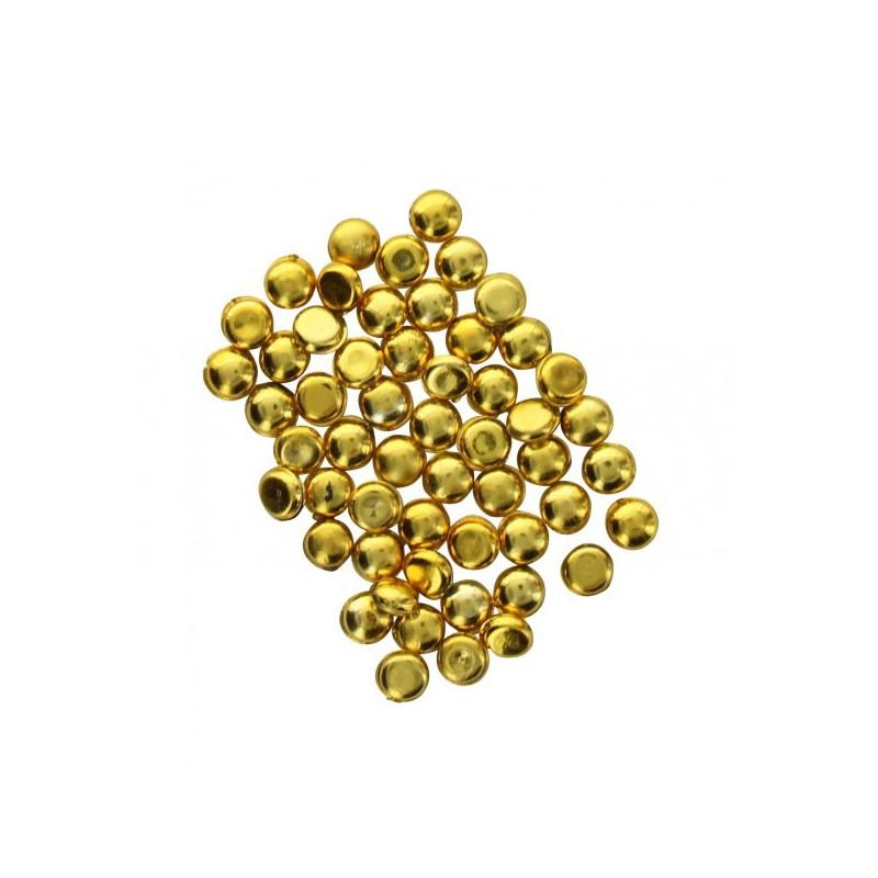 Perle d'eau or 60 gr Déco festive 1097OR