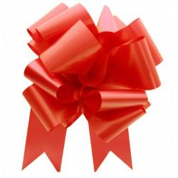Noeud à tirer géant 24 x 8 cm - Rouge Déco festive 577RG