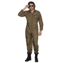 Déguisement pilote de chasse homme Déguisements 8377-