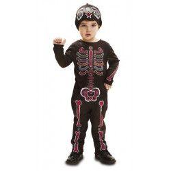 Déguisement squelette jour des morts bébé 6-12 mois Déguisements 203265