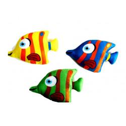 Peluche poisson tropical 15 cm Jouets et articles kermesse 78693