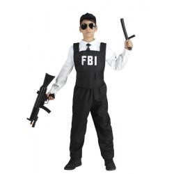 Déguisement agent FBI garçon Déguisements 012-
