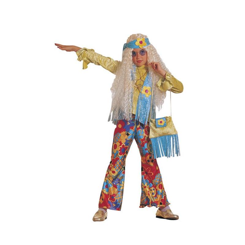 Déguisement hippie fleurs fille 10 ans Déguisements 05210