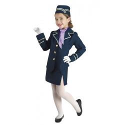Déguisement hôtesse de l'air fille Déguisements 889-