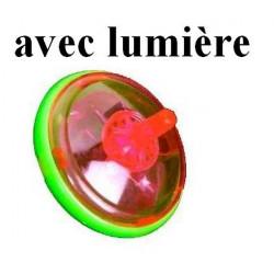 Toupie lumineuse 4.5 cm kermesse vendue par 24 Jouets et articles kermesse 81024-LOT