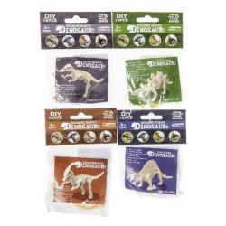 Squelette puzzle dinosaure 9 cm vendu par 36 Jouets et articles kermesse 9578-LOT