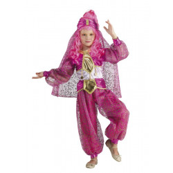 Déguisement princesse orientale rose fille 8 ans Déguisements 03608