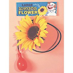 Fleur de tournesol arroseuse Accessoires de fête 54633