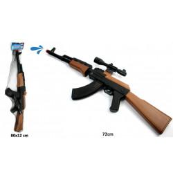 Fusil canon pompe à eau 72 cm Jouets et articles kermesse 28315BG