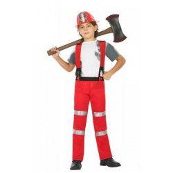 Déguisement pompier garçon 10-12 ans Déguisements 20436