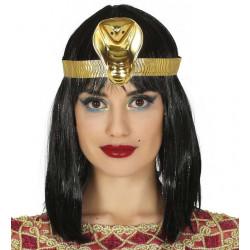 Diadème ou coiffe de Cléopâtre Accessoires de fête 13759
