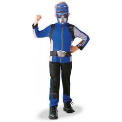 Déguisement Power Ranger bleu - Beast Morphers™ garçon Déguisements I-300457-