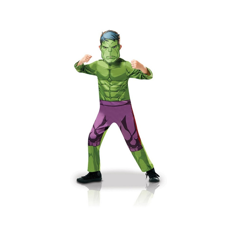 Déguisement classique Hulk™ garçon Déguisements I-640838-