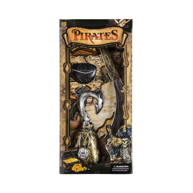 Panoplie pirate avec accessoires Jouets et articles kermesse 2335