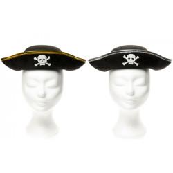 Chapeau pirate enfant Accessoires de fête 9086