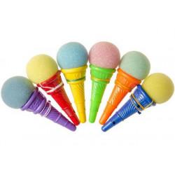Bilboquet boule de glace vendu par 24 Jouets et articles kermesse 4007-LOT