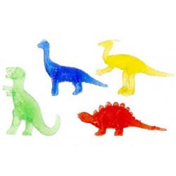 Dinosaure sticky vendu par 96 Jouets et articles kermesse 4437-LOT