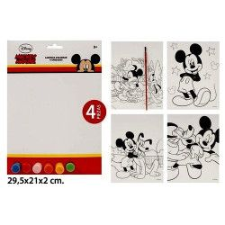 Jouets et kermesse, Coloriage Mickey/Minnie, 2051192, 1,40€