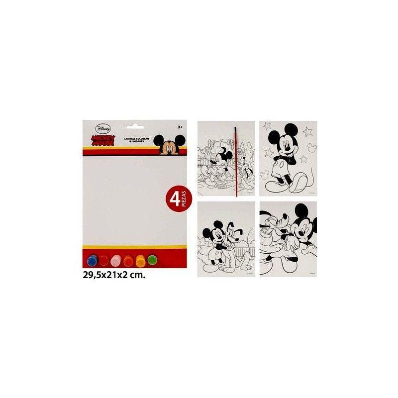 Coloriage Mickey/Minnie Jouets et articles kermesse 2051192