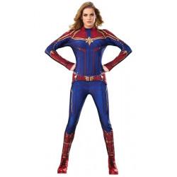 Déguisement luxe Captain Marvel™ femme Déguisements I-700600-