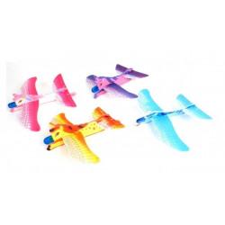 Avion planeur licorne 20 cm vendu par 48 Jouets et articles kermesse 45299-LOT