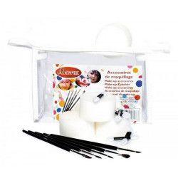 Kit accessoires de maquillage Accessoires de fête 2070170