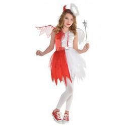 Déguisement ange ou démon fille Déguisements 990473-