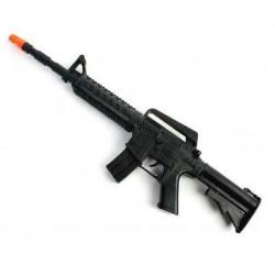 Mitraillette M16 plastique 48 cm kermesse Jouets et articles kermesse 20511