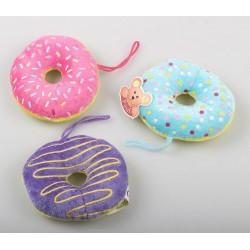 Peluche donut 10 cm Jouets et articles kermesse 273