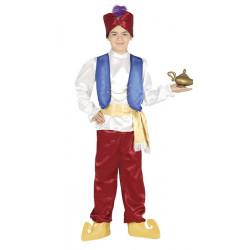 Déguisement prince arabe du désert garçon 7-9 ans Déguisements 87512