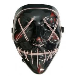 Masque led lumineux adulte Accessoires de fête 294588