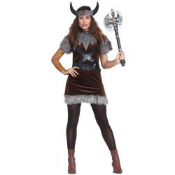 Déguisement viking femme taille L Déguisements 80416