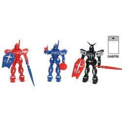 Robot avec accessoires vendu par 48 Jouets et kermesse 21125-LOT
