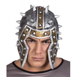 Casque latex gladiateur romain adulte Accessoires de fête 44040