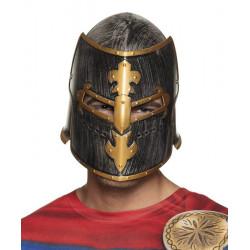 Casque guerrier croisade Accessoires de fête 44043