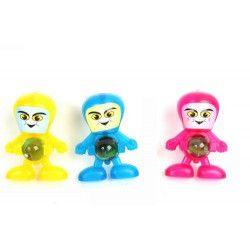 Figurine robot avec lance bille vendu par 48 Jouets et kermesse 21149-LOT