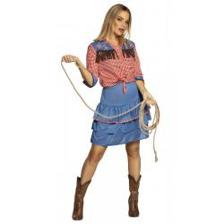 Déguisement cowgirl rodéo femme Déguisements 8450-