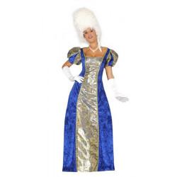 Déguisement marquise bleue femme taille M Déguisements 84329