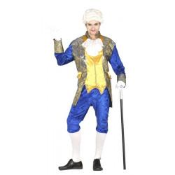 Déguisement marquis ou comte bleu homme taille XL Déguisements 88137
